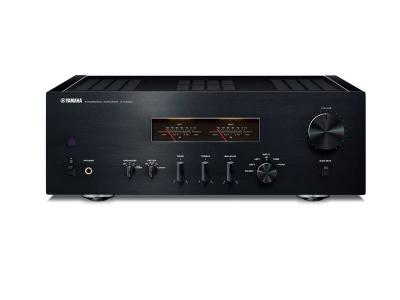 Yamaha Integrated Amplifier (Black) - AS1200 (B)