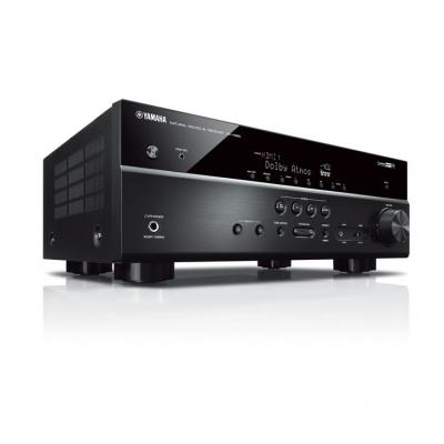 Yamaha 7.2-channel AV receiver with Dolby Atmos and DTS:X - RXV585B