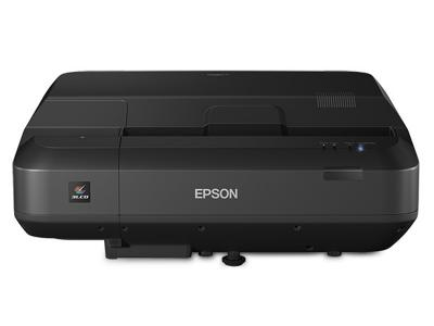 Epson Home Cinema LS100 Full HD 3LCD Ultra Short-throw Laser Projector - V11H879520