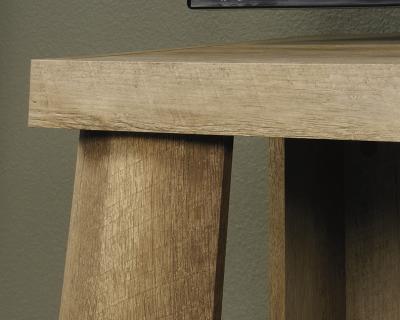 Sauder Boone Mountain Collection TV Stand Craftsman Oak finish - 416971