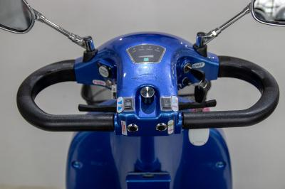 Daymak 800W , 24V 4 Wheeled Mobility Chair Scooter in Blue - Boomerbuggy V (Bl)
