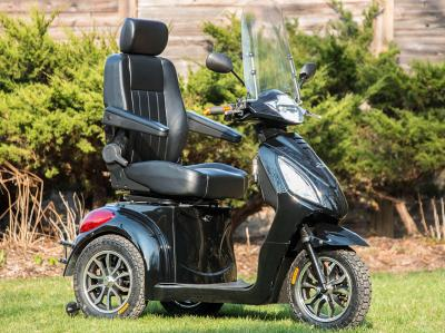 Daymak Electric Mobility Chair With Bluetooth Controller - Rickshaw King Bluetooth (B)