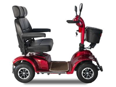 Daymak Two seater Electric Vehicle In Red - Boomerbuggy 2 Seater (R)