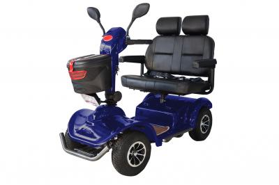 Daymak Two Seater Electric Vehicle In Blue - Boomerbuggy 2 Seater (Bl)