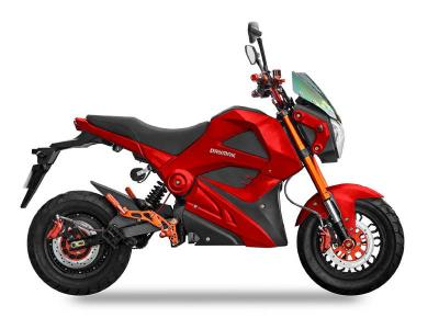 Daymak 72V Electric Scooter in Red - EM1 (R)