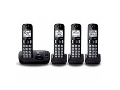 Panasonic Digital Cordless Answering System - KXTGD224
