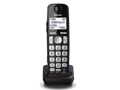 Panasonic Optional Digital Cordless Handset For KX-TGE24X And KX-TGE26X Series - KXTGEA20B