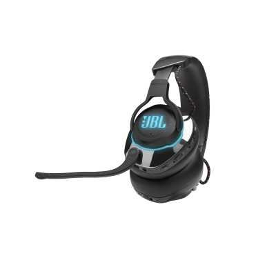 JBL Quantum 800 Wireless Over-Ear Performance Gaming Headset - JBLQUANTUM800BLKAM