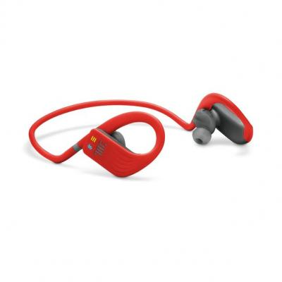 JBL Wireless Sports Headphones with MP3 Player - Endurance Dive (R)