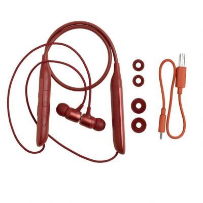 JBL Wireless Neckband In-Ear Headphones - Live 220BT (R)