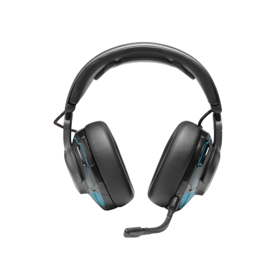 JBL Quantum ONE USB wired Over-Ear Professional Gaming Headset  - JBLQUANTUMONEBLKAM