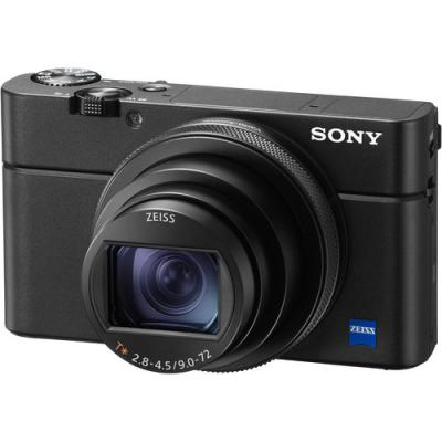 Sony RX100 VI Broad Zoom Range And Super-Fast AF - DSCRX100M6/B