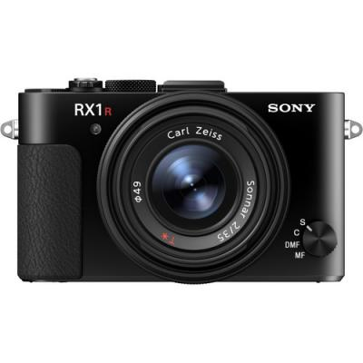 SONY RX1R II PROFESSIONAL COMPACT CAMERA WITH 35 MM SENSOR - DSCRX1RM2/B