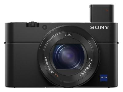 SONY RX100 IV - THE SPEED MASTER WITH MEMORY-ATTACHED 13.2 x 8.8 MM (1.0-TYPE) STACKED CMOS SENSOR - DSCRX100M4/B