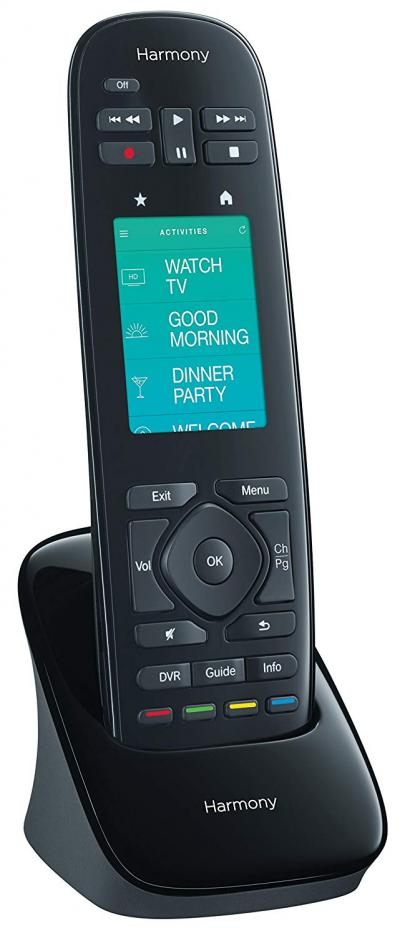 Logitech Remote Control and Smart Hub - Harmony Ultimate Home