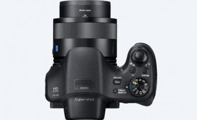 SONY HX350 COMPACT CAMERA WITH 50X OPTICAL ZOOM - DSCHX350/B