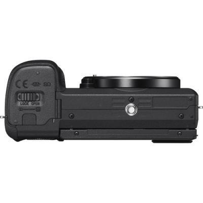 Sony α6400 E-mount Camera With APS-C Sensor - ILCE6400/B