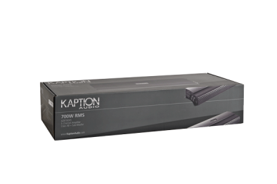 Kaption Audio 5-Channel 700W RMS Amplifier-570-AZR700X5