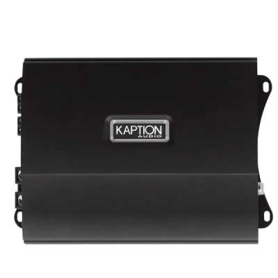 Kaption Audio 600W RMS Mono Block Amplifier-570-DZR600X1