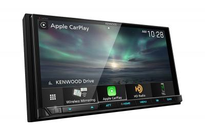 "6.95"" Kenwood Digital Multimedia Receiver With Bluetooth And HD Radio - DMX906S"