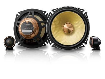 Kenwood EXcelon XR Series 2-Way Component Car Speakers  - XR1703HR