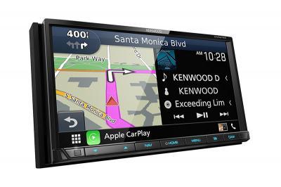 Kenwood Navigation Digital Multimedia Receiver with Bluetooth & HD Radio - DNR876S