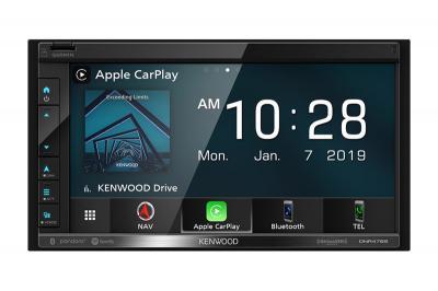 Kenwood Navigation Digital Multimedia Receiver with Bluetooth - DNR476S