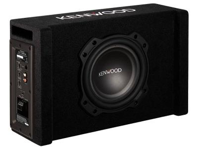 "8"" Kenwood  Oversized Car Subwoofer in Ported Enclosure - PAW801B"