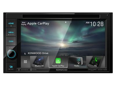 "6.2"" Kenwood DVD Receiver with Bluetooth - DDX5706S"