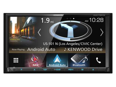 Kenwood RV/Truck AV Navigation System with Bluetooth - DNX775RVS