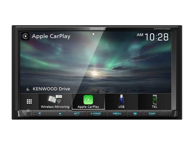 Kenwood Digital Multimedia Receiver With Bluetooth - DMX9706S