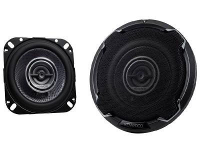 "4"" Kenwood Round 2-way Car Speaker - KFC1096PS"