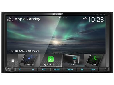 Kenwood Digital Multimedia Receiver with Bluetooth - DMX7706S