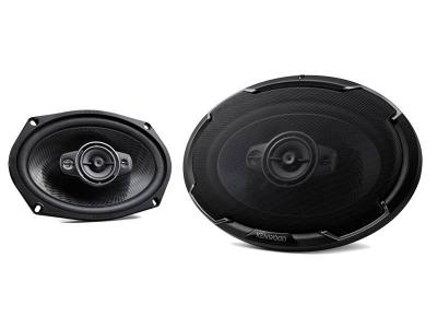 "Kenwood Oval 4-way 6x9"" Speakers - KFC6986PS"