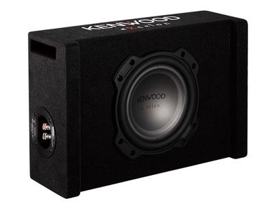 "Kenwood 8"" Oversized Shallow Subwoofer PXW804B"