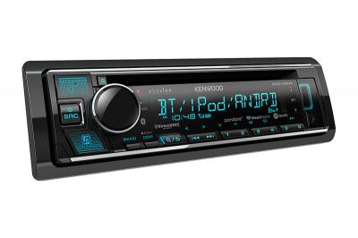 Kenwood CD Receiver with Bluetooth - KDCX303