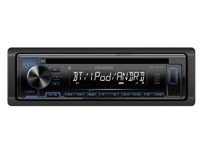 Kenwood CD Receiver with Bluetooth KDCBT22