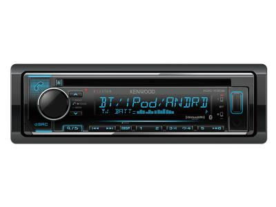 Kenwood CD Receiver with Bluetooth KDCX302