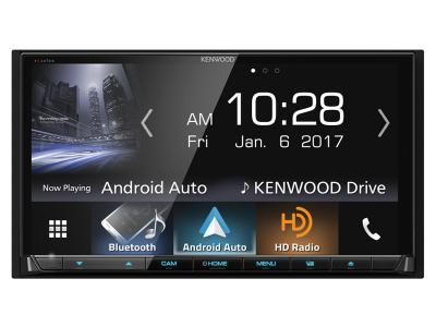 Kenwood 2-Din Monitor Receiver with Bluetooth & HD Radio DDX9904S