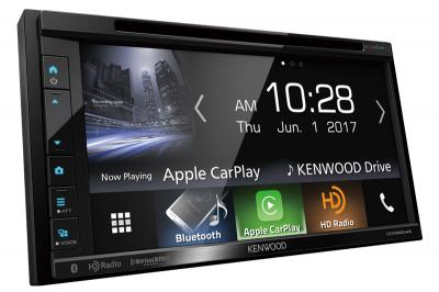 Kenwood 2-Din Monitor Receiver with Bluetooth & HD Radio DDX6904S