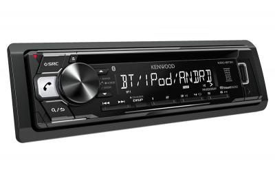 Kenwood CD Receiver with Built-in Bluetooth KDCBT21