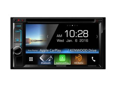 "6.2""  Kenwood Excelon Double-DIN Multimedia Monitor Reciever With Bluetooth And HD Radio DDX6903S"