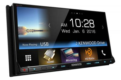 """6.95"""" Kenwood eXcelon  Double DIN AV System with Bluetooth  DDX9903S"""