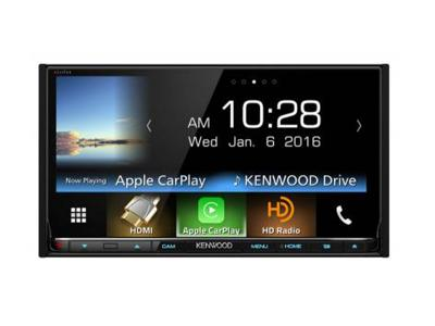 "6.95"" Kenwood eXcelon  Double DIN AV System with Bluetooth  DDX9903S"