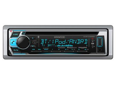 Kenwood  Marine CD receiver with Bluetooth KMRD368BT