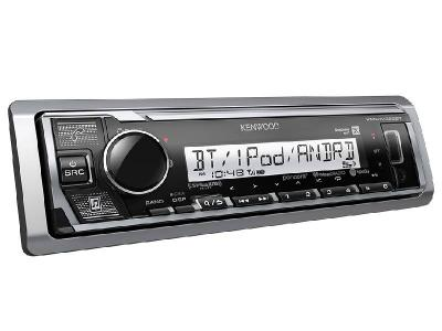 Kenwood Marine/Motorsports Digital Media Receiver with Bluetooth - KMRM325BT