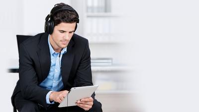 Panasonic Noise Cancelling Over-Ear Headphones - RPHC800