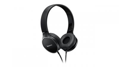 Panasonic Stylish High-Quality On-Ear Headphones - RPHF300M