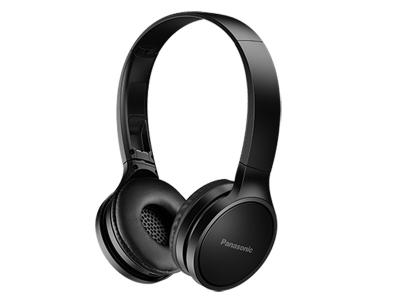 Panasonic On-Ear Headphones - RP-HF400B