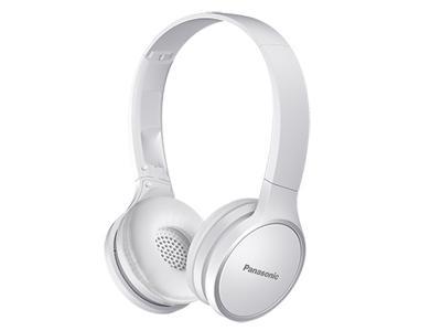 Panasonic On-Ear Headphones - RP-HF400W